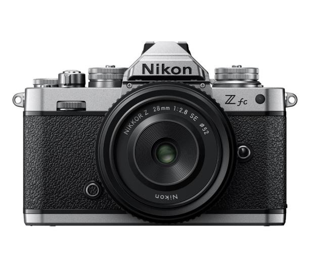 Nikon Z fc+ Z 28mm F2,8 SE - 669819 - zdjęcie