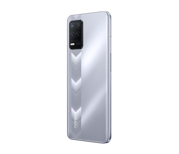 realme narzo 30 5G 4+128GB racing silver - 670243 - zdjęcie 4