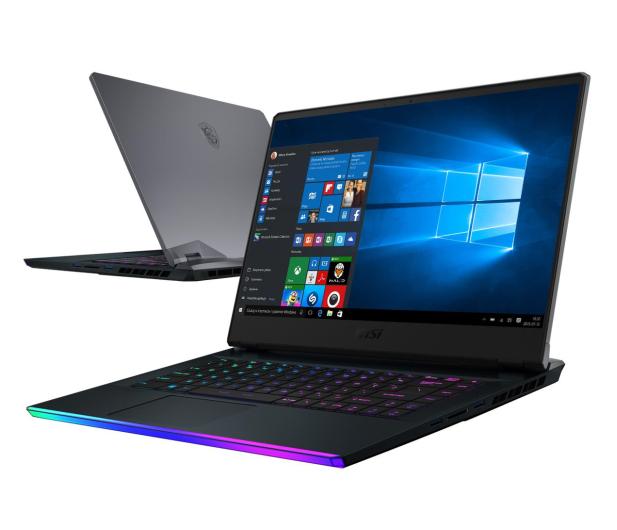 MSI GE66 i7-11800H/32GB/2TB/Win10 RTX3080 240Hz - 670498 - zdjęcie