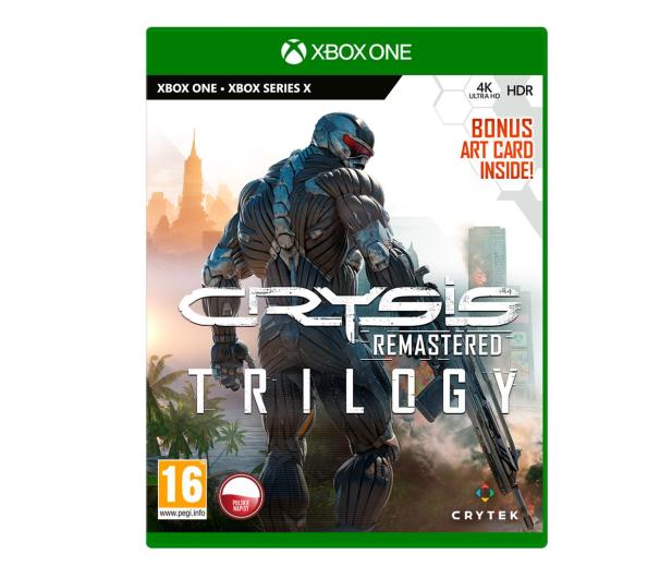 Xbox Crysis Remastered Trilogy - 670665 - zdjęcie