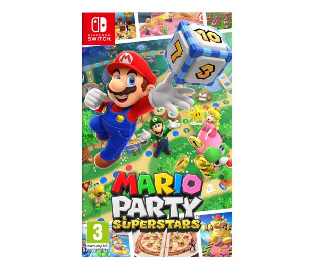 Switch Mario Party Superstars - 670987 - zdjęcie