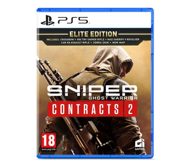 PlayStation Sniper: Ghost Warrior Contracts 2 - 642112 - zdjęcie