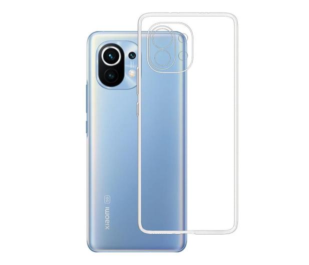 3mk Clear Case do Xiaomi Mi 11 - 643118 - zdjęcie