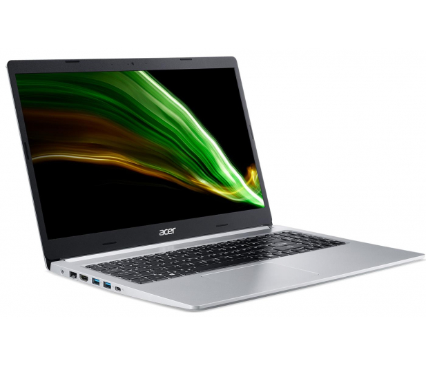 Acer Aspire 5 R5-5500U/16GB/512/W10 IPS Srebrny  - 675624 - zdjęcie 4