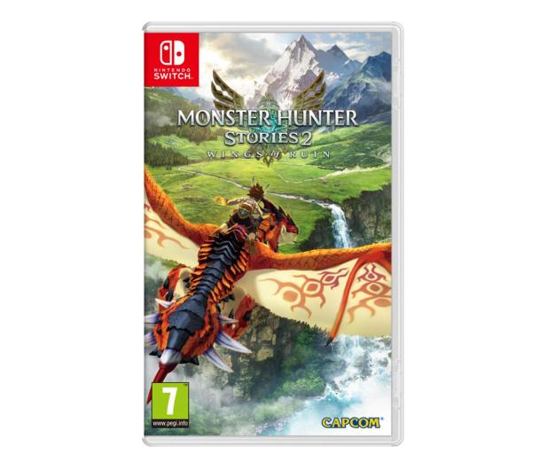 Switch Monster Hunter Stories 2: Wings of Ruin - 666157 - zdjęcie