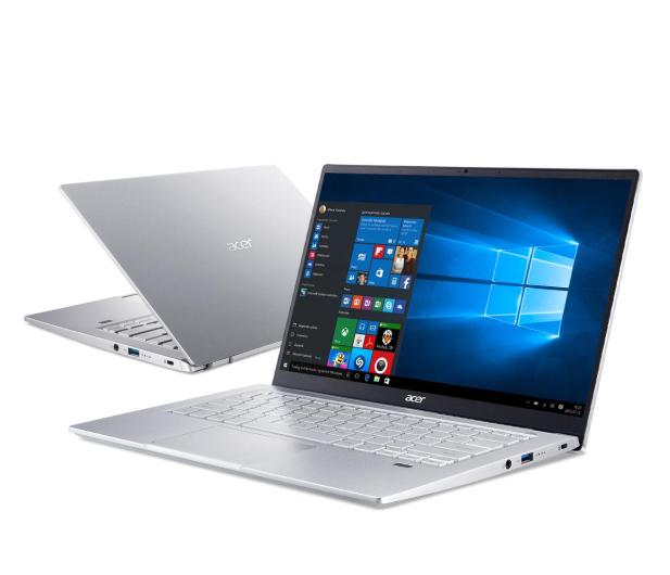 Acer Swift 3 R7-5700U/16GB/1TB/W10 Srebrny  - 657832 - zdjęcie