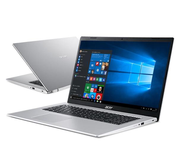 Acer Aspire 3 i7-1165G7/12GB/512/W10 Srebrny - 666224 - zdjęcie