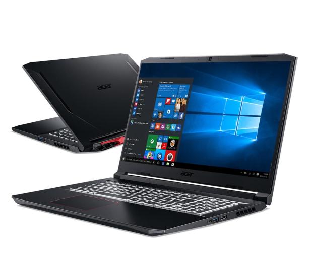 Acer Nitro 5 i7-10750H/32GB/1TB+1TB/W10 RTX3060 144Hz - 664819 - zdjęcie