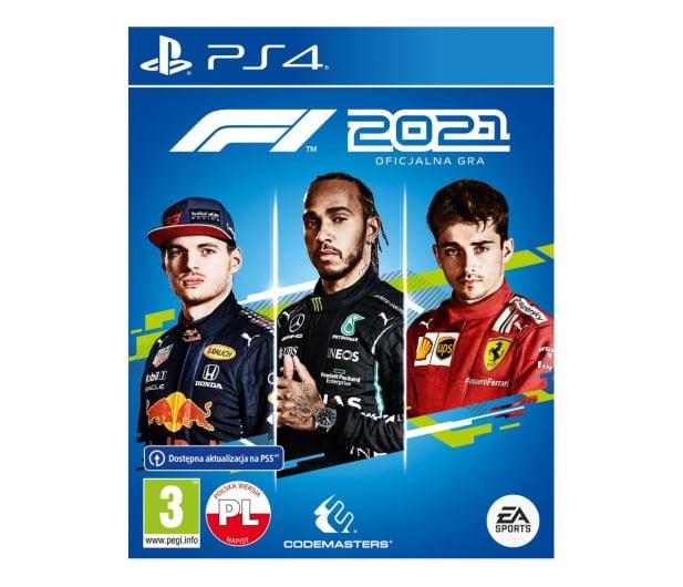 PlayStation F1 2021 - 650235 - zdjęcie
