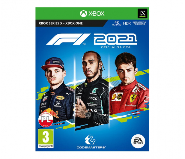 Xbox F1 2021 - 650234 - zdjęcie