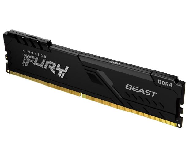 Kingston FURY 32GB (2x16GB) 3600MHz CL18 Beast Black - 667525 - zdjęcie 2