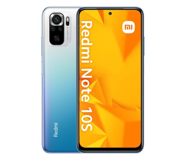 Xiaomi Redmi Note 10S 6/64GB Ocean Blue - 653625 - zdjęcie