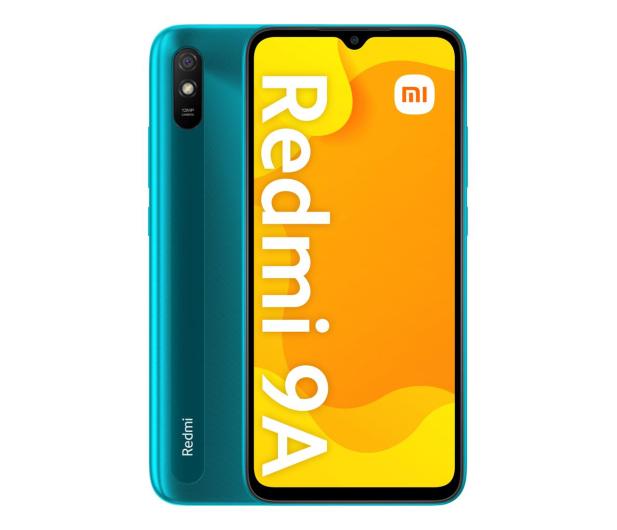 Xiaomi Redmi 9A 2/32GB Green - 583126 - zdjęcie