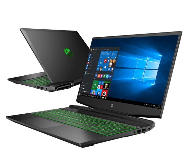 HP Pavilion Gaming i5-10300/16GB/512/Win10x GTX1650Ti - 667090 - zdjęcie
