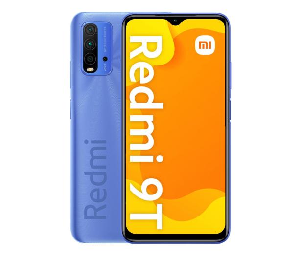 Xiaomi Redmi 9T NFC 4/64GB Twilight Blue - 637304 - zdjęcie