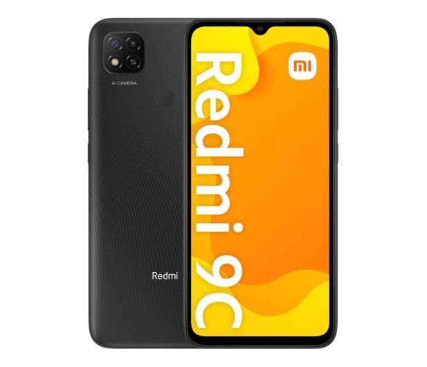 Xiaomi Redmi 9C NFC 3/64GB Midnight  Grey - 640191 - zdjęcie