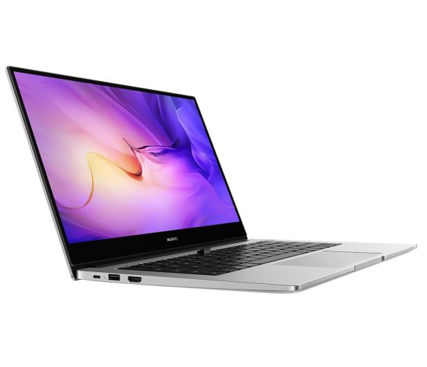 Huawei MateBook D 14 i3-10110U/8GB/256/Win10 srebrny - 673077 - zdjęcie 4