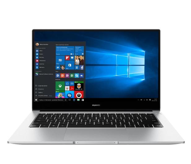 Huawei MateBook D 14 i3-10110U/8GB/256/Win10 srebrny - 673077 - zdjęcie