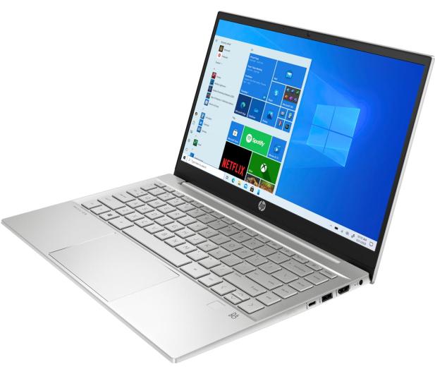HP Pavilion 14 Ryzen 5-5500/16GB/960/Win10 Silver - 676336 - zdjęcie 2