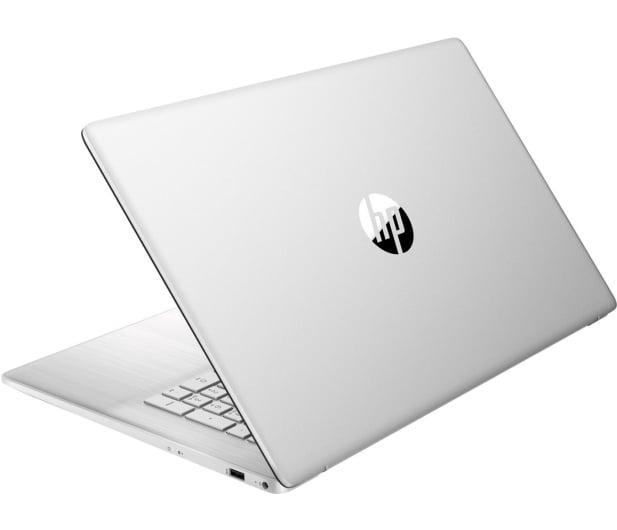 HP 17 i5-1135G7/8GB/512/Win10 Silver - 672767 - zdjęcie 4