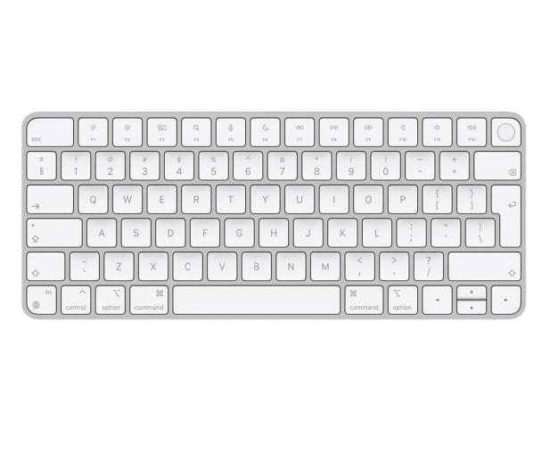 Apple Magic Keyboard z Touch ID (US Int.) - 674059 - zdjęcie