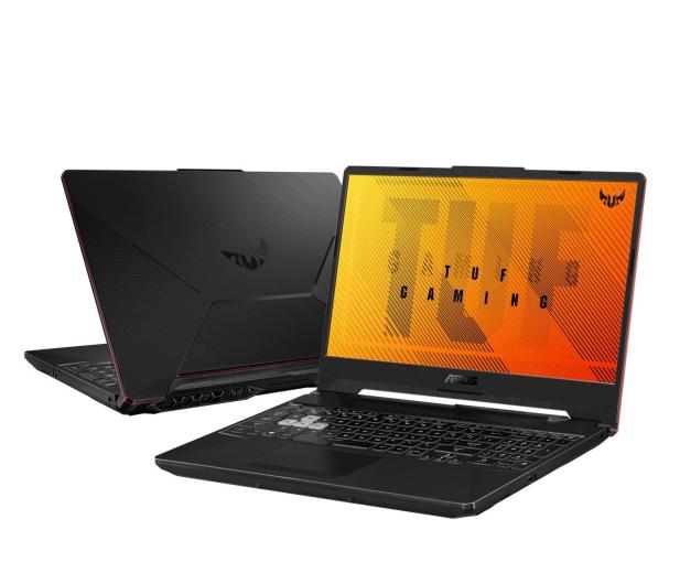 ASUS TUF Gaming F15 i5-10300H/8GB/512 GTX1650 - 674374 - zdjęcie