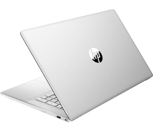 HP 17 i3-1115G4/8GB/256/Win10 Silver - 681311 - zdjęcie 4