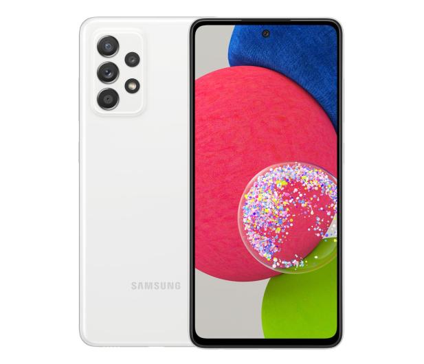 Samsung Galaxy A52s 5G SM-A528B 6/128GB White 120Hz - 676240 - zdjęcie