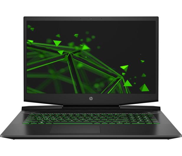 HP Pavilion Gaming 17 i5/16GB/512/W10x RTX3050Ti - 675260 - zdjęcie 3