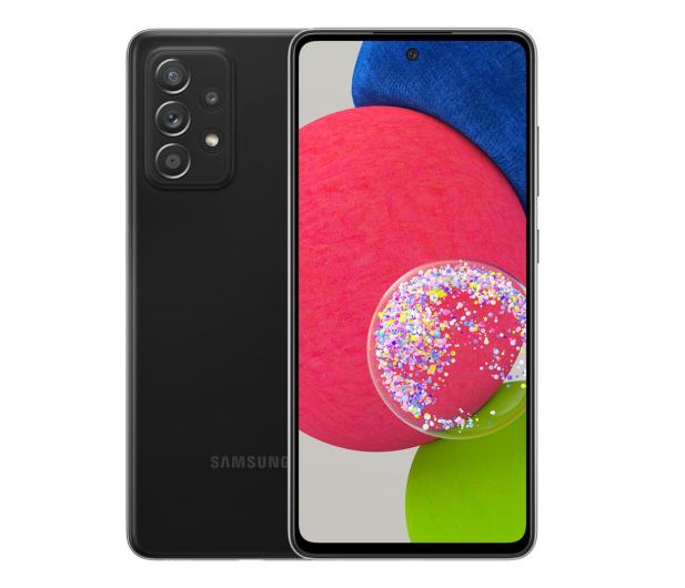 Samsung Galaxy A52s 5G SM-A528B 6/128GB Black 120Hz - 676238 - zdjęcie