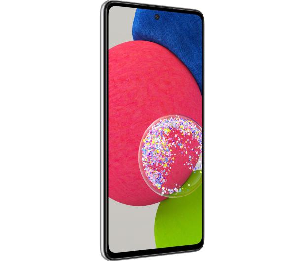 Samsung Galaxy A52s 5G SM-A528B 6/128GB White 120Hz - 676240 - zdjęcie 4