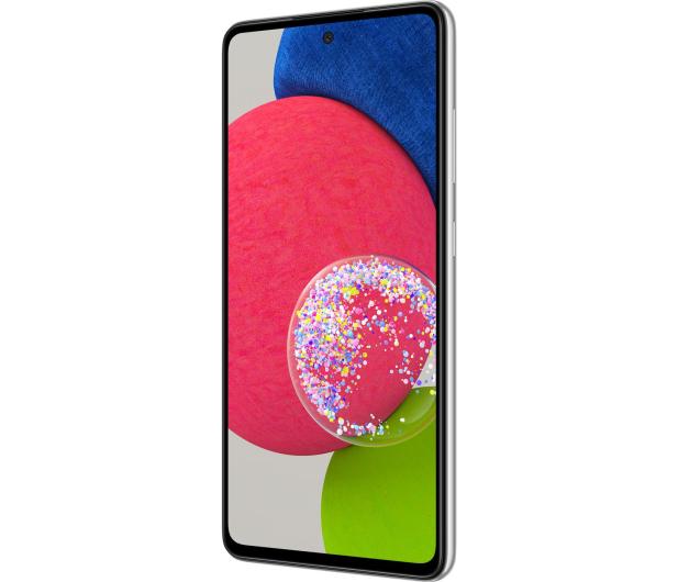 Samsung Galaxy A52s 5G SM-A528B 6/128GB White 120Hz - 676240 - zdjęcie 2