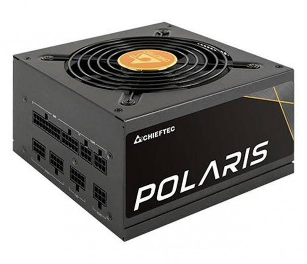 Chieftec Polaris 650W 80 Plus Gold - 592616 - zdjęcie