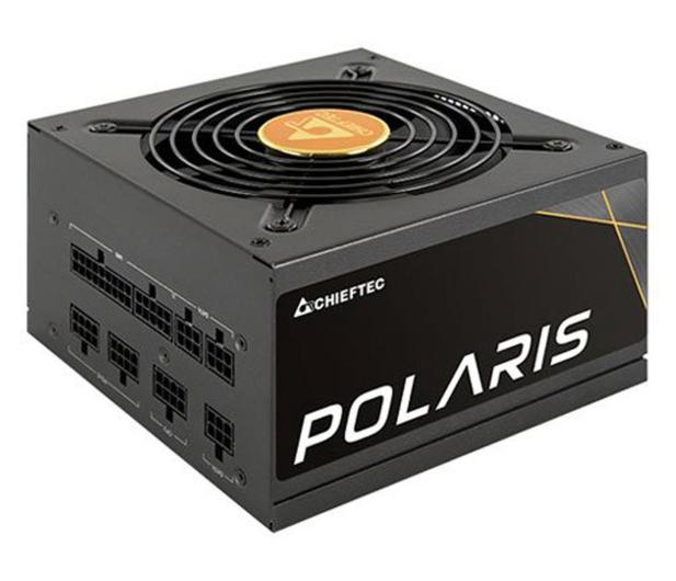 Chieftec Polaris 550W 80 Plus Gold - 592510 - zdjęcie