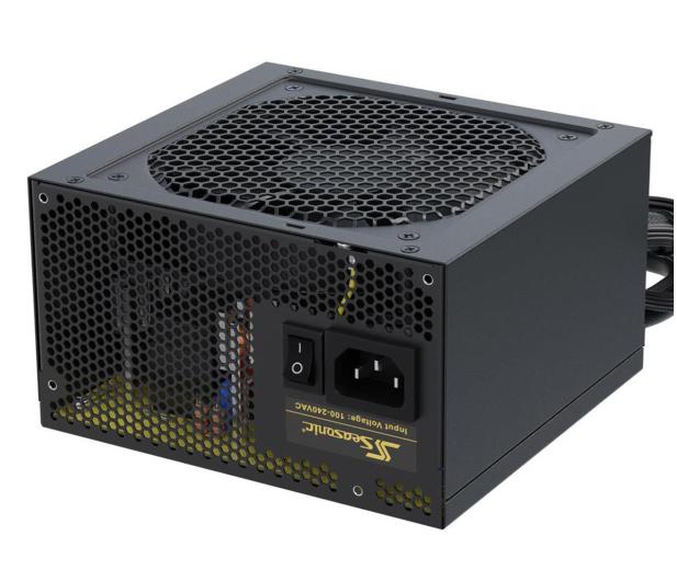 Seasonic Core GM 650W 80 Plus Gold - 514823 - zdjęcie
