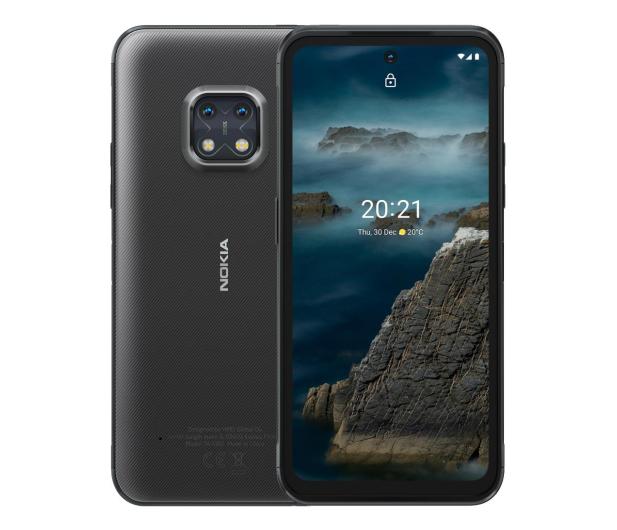 Nokia XR20 Dual SIM 4/64GB szary 5G - 672463 - zdjęcie