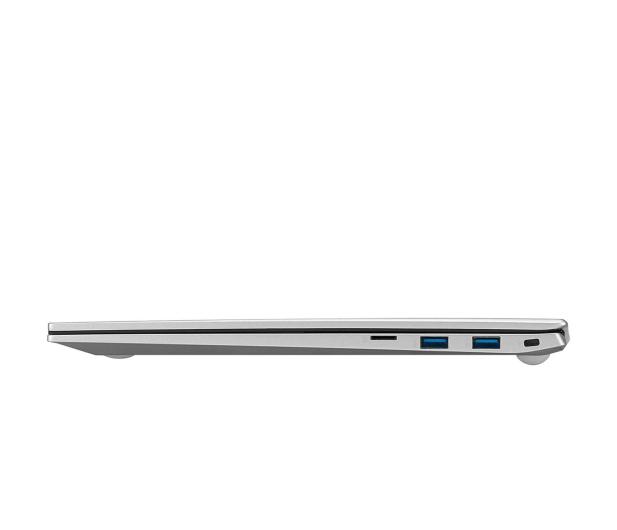 LG GRAM 2021 16Z90P i5 11gen/16GB/512/Win10 srebrny - 639069 - zdjęcie 9
