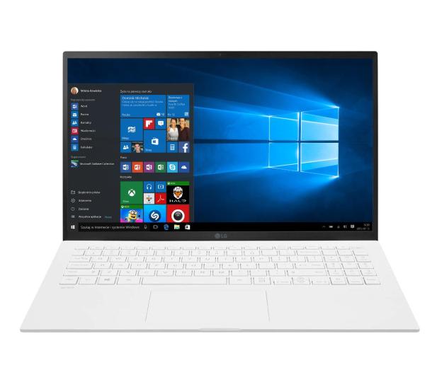 LG GRAM 2021 15Z90P i5 11gen/16GB/512/Win10 biały - 639056 - zdjęcie