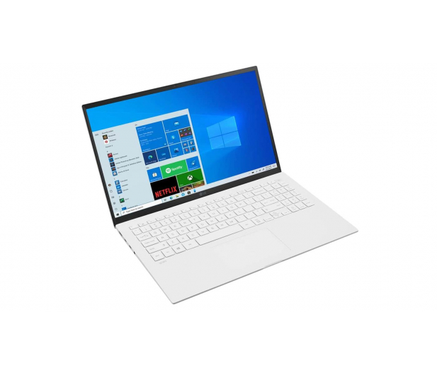 LG GRAM 2021 15Z90P i5 11gen/16GB/512/Win10 biały - 639056 - zdjęcie 2