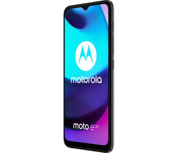 Motorola Moto E20 2/32GB Graphite Gray - 681066 - zdjęcie 2