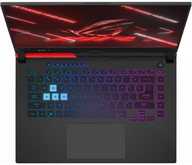 ASUS ROG Strix G15 Adv R9-5900HX/16GB/512/W10 RX6800 - 680308 - zdjęcie 5