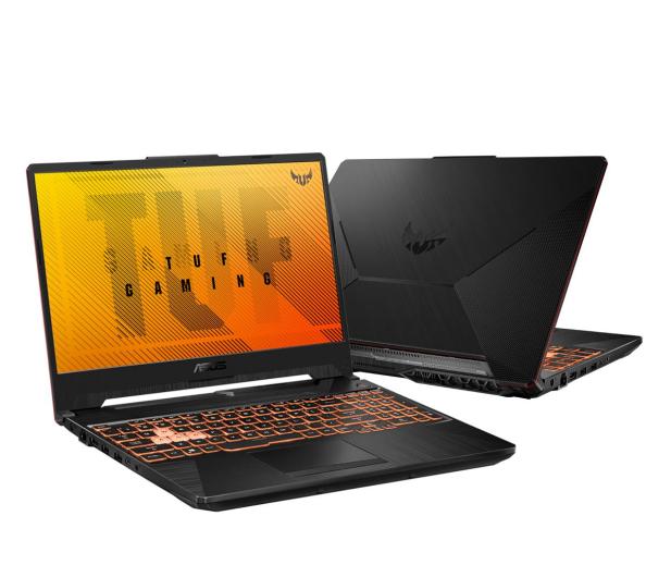 ASUS TUF Gaming F15 i5-10300H/16GB/512 GTX1650 144Hz - 680254 - zdjęcie