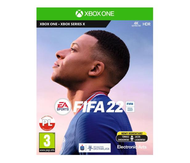 Xbox FIFA 22 - 668053 - zdjęcie