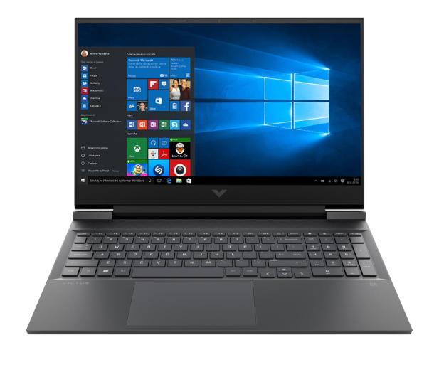HP Victus Ryzen 5-5600H/16GB/512/W10x RTX3050Ti 144Hz - 680401 - zdjęcie