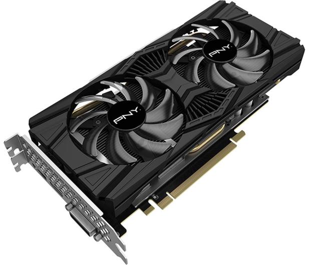 PNY GeForce GTX 1660 Ti Dual Fan 6GB GDDR6 - 676186 - zdjęcie 2