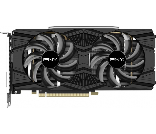 PNY GeForce GTX 1660 Ti Dual Fan 6GB GDDR6 - 676186 - zdjęcie 4