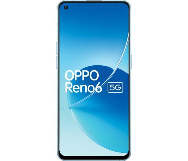 OPPO Reno6 5G 8/128GB błękitny 90Hz - 678271 - zdjęcie 3