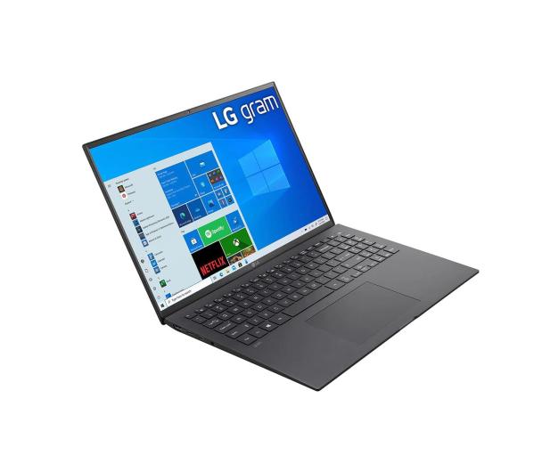 LG GRAM 2021 16Z90P i5 11gen/16GB/512/Win10 czarny - 639067 - zdjęcie 2
