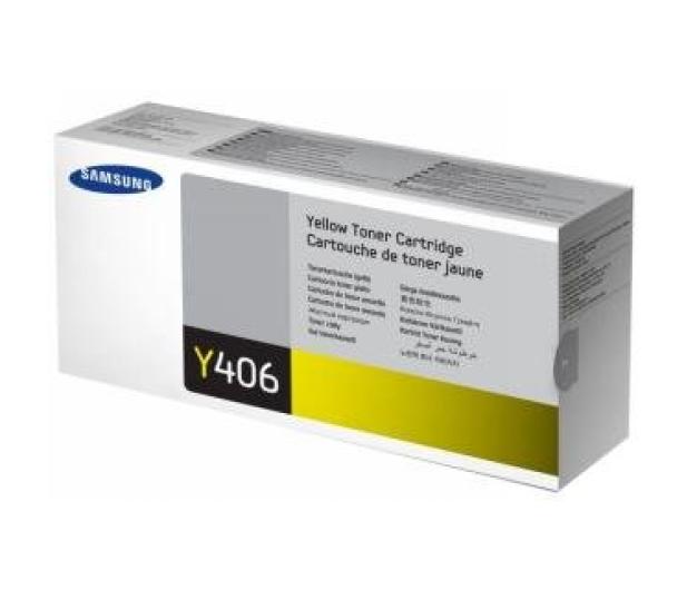 Samsung CLT-Y406S yellow 1000str. - 116312 - zdjęcie 4
