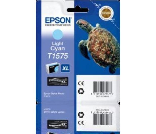 Epson T1575 light cyan 25,9ml - 175731 - zdjęcie